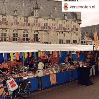 Portfolio Webburo Spring: Webshop en SEO voor Versenoten.nl