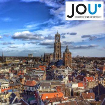 Portfolio Webburo Spring: Jong Onroerend goed Utrecht