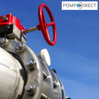 Portfolio Webburo Spring: Pompdirect onderdelen