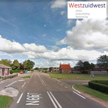 Portfolio Webburo Spring: Website voor Westzuidwest