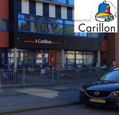 Website voor Basisschool 't Carillon