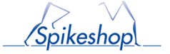 Logo van Spikeshop door Webburo Spring