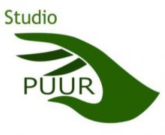 Logo van Studio Puur Massages door Webburo Spring