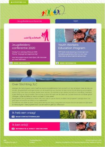 Stichting JLC portfolio webburo spring verticaal 2