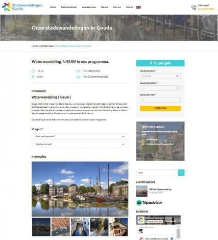 Stadswandelingen gouda portfolio webburo spring verticaal 2