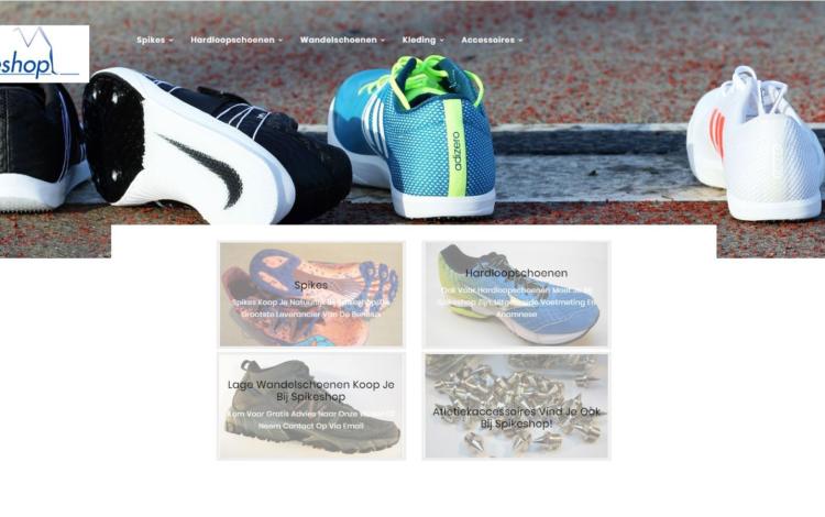 Portfolio Webburo Spring Spikeshop Prestashop Webshop