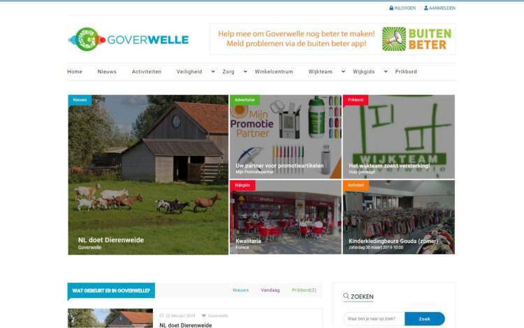 Gouda Goverwelle Portfolio Webburo Spring Horizontaal 1