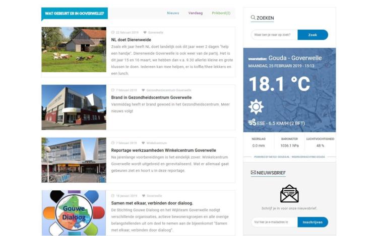 Gouda Goverwelle Portfolio Webburo Spring Horizontaal 2