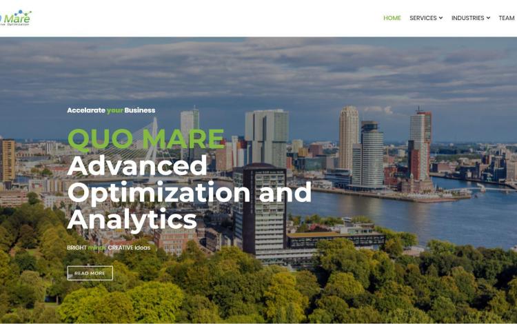 Quomare portfolio webburo spring horizontaal 1
