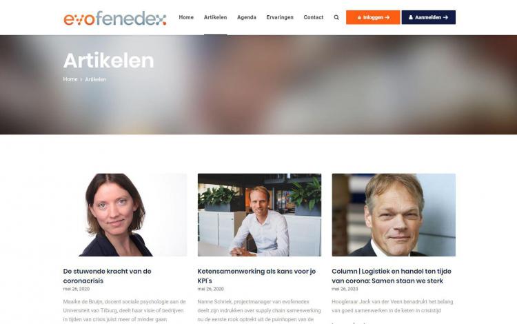 Supplychain samenwerking evofenedex portfolio webburo spring horizontaal2