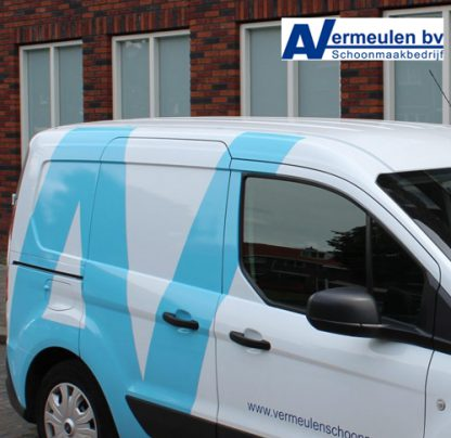 Nieuwe website voor A. Vermeulen Schoonmaak BV