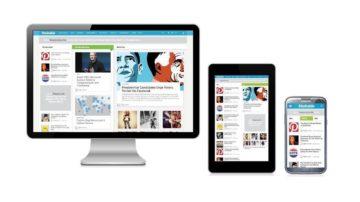 Tips en advies van  Webburo Spring: Maak je website responsive